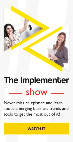 Implementor Show Watch It banner