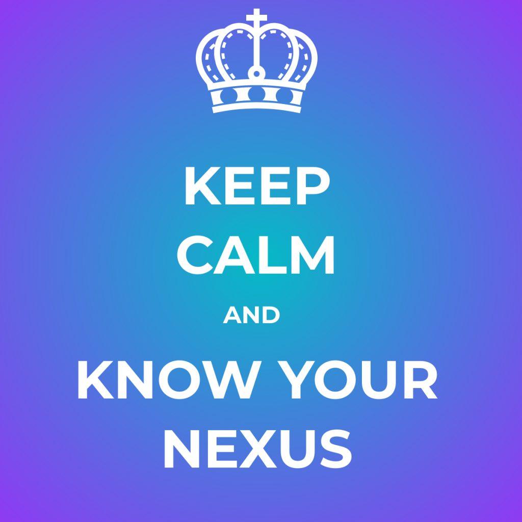 define your sales tax nexus