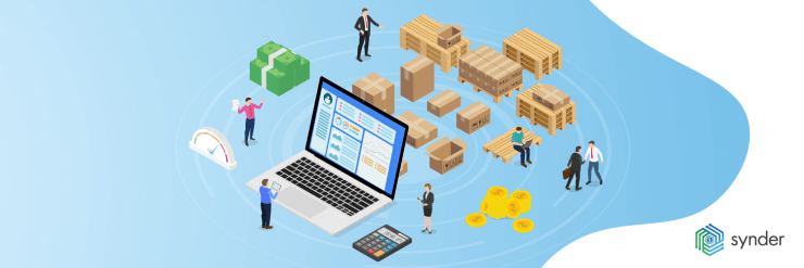 Simple steps of inventory management