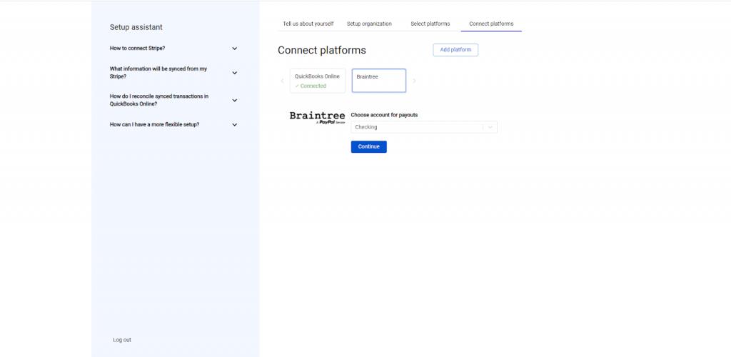 """Hit """"Generate New API Key"""