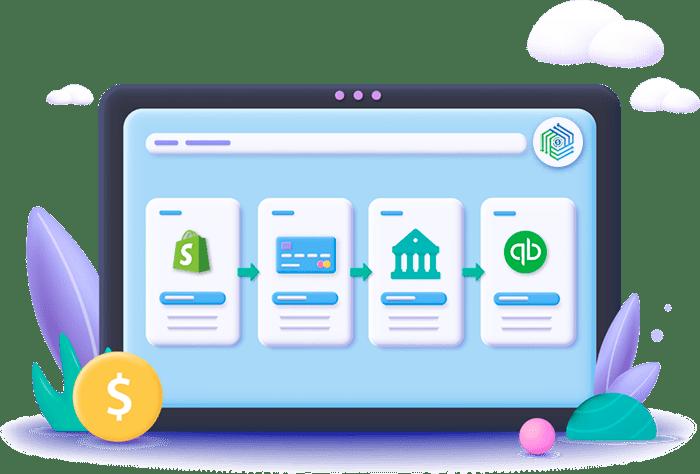 Shopify payments reconciliation