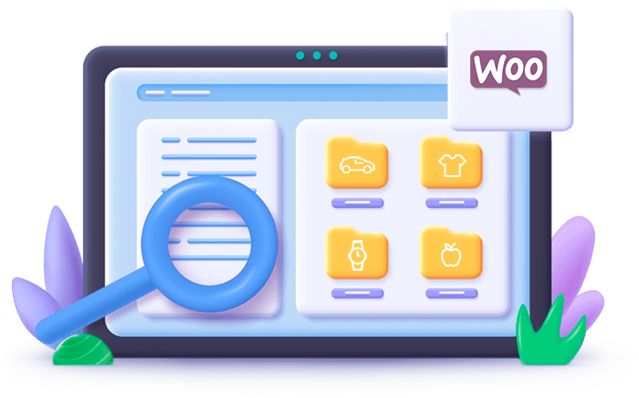 woocommerce features