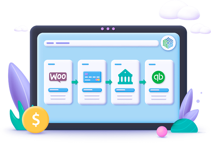 Integrate WooCommerce with Quickbooks