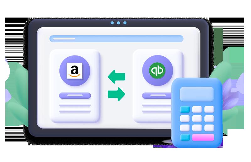 Synchronize Amazon with QuickBooks