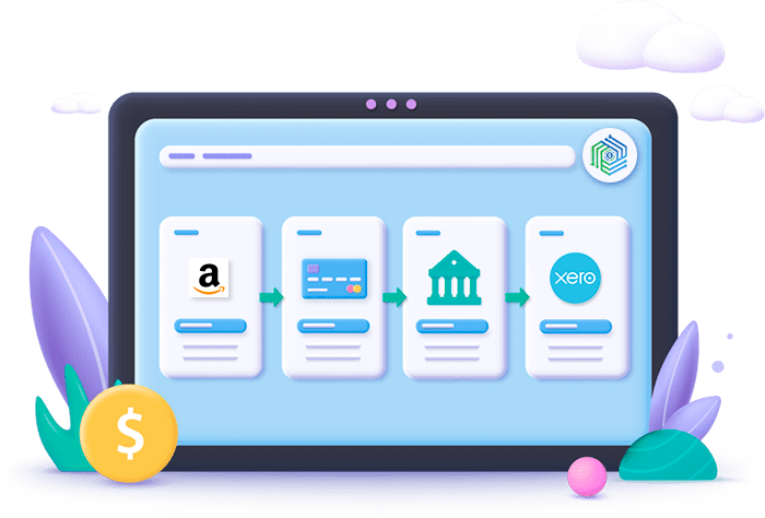 Reconcile Amazon payments in Xero accounting