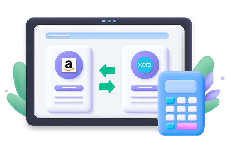 Link Amazon to Xero