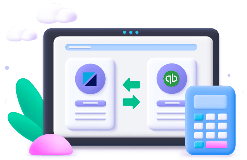 sync bluefin with quickbooks