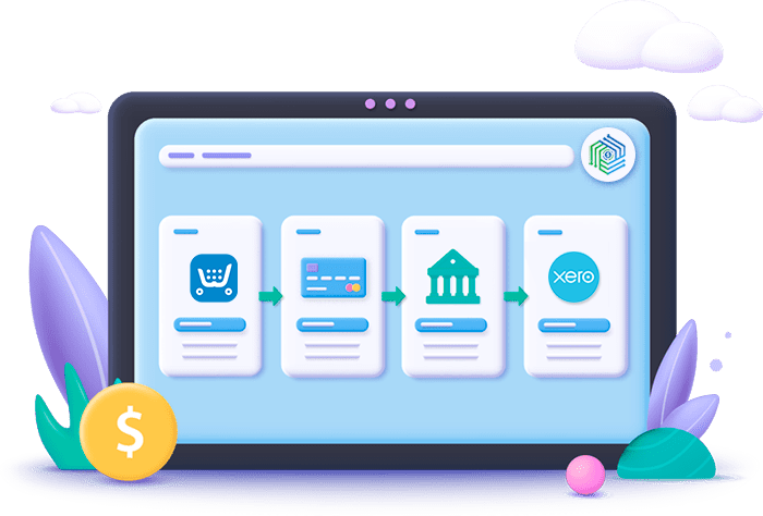 connect ecwid to xero