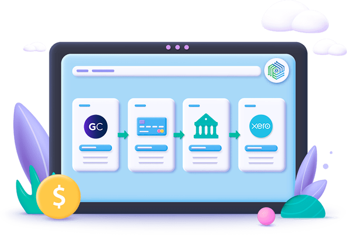 Connect GoCardless with Xero