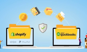 shopify and quickbooks
